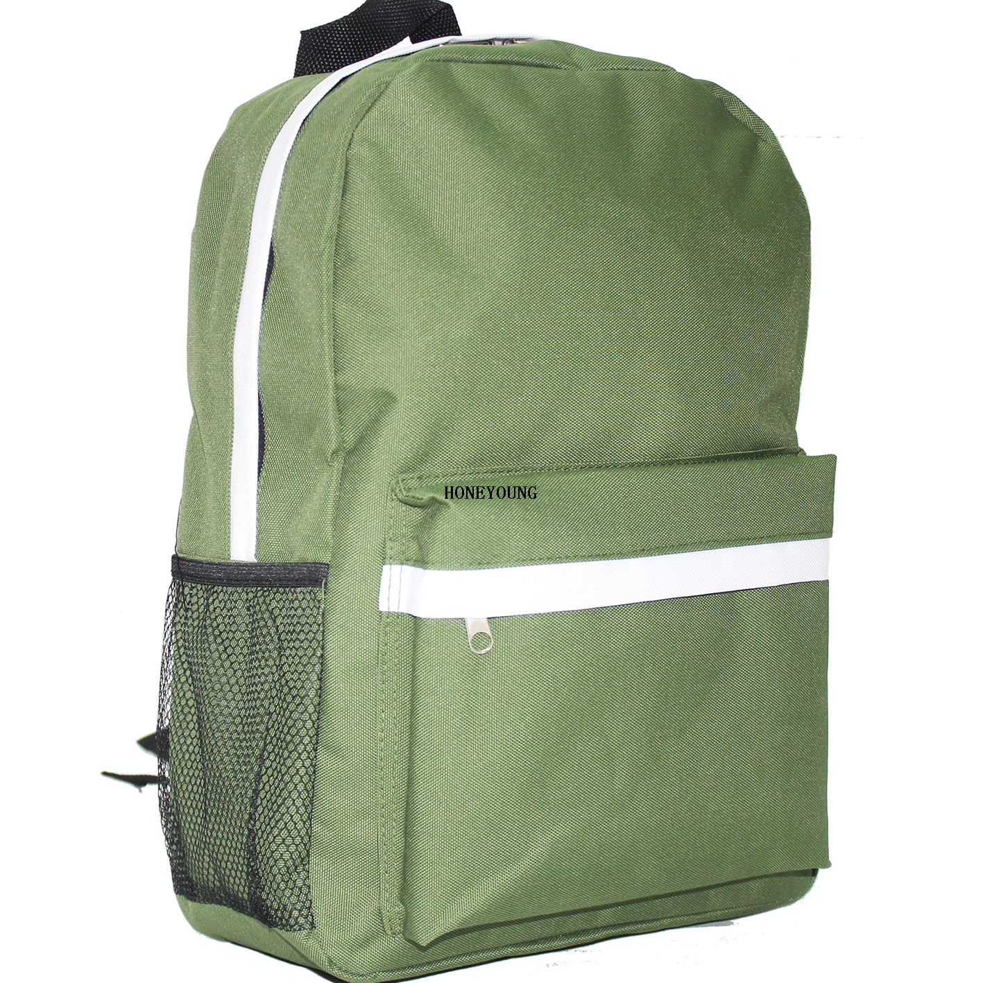 generous reflective strip backpack