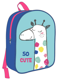 Hot sale PVC cute kids backpack school bag from China