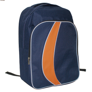 Main Pocket with Large Capacity Backpack Front Pocket with Piping,2 Colors Joint