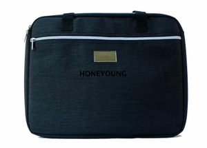 2020 Latest Elegant Embroider Business Computer Bag HY-18A1855