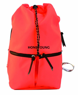 2020 hiking 290D drawstring barrel Backpack HY-18A1827 Manufacturer