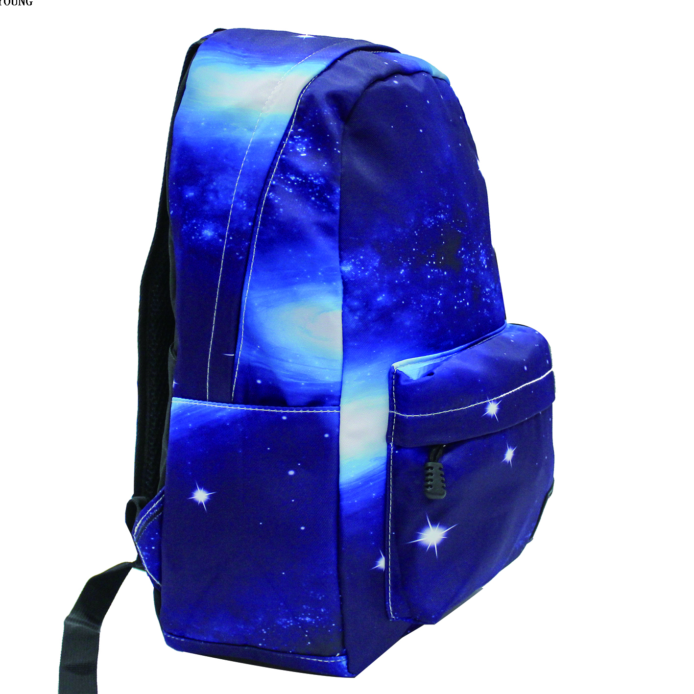 Fashion Printing Girls Travelling Nylon Outdoor Backpack HY-A120