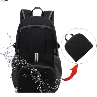 Fashionable High Quality Waterproof Folding Sport Backpack HY-U007