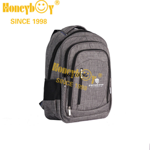 Accept Customize Logo Outdoor Anti-theft Rough Computer School Backpack