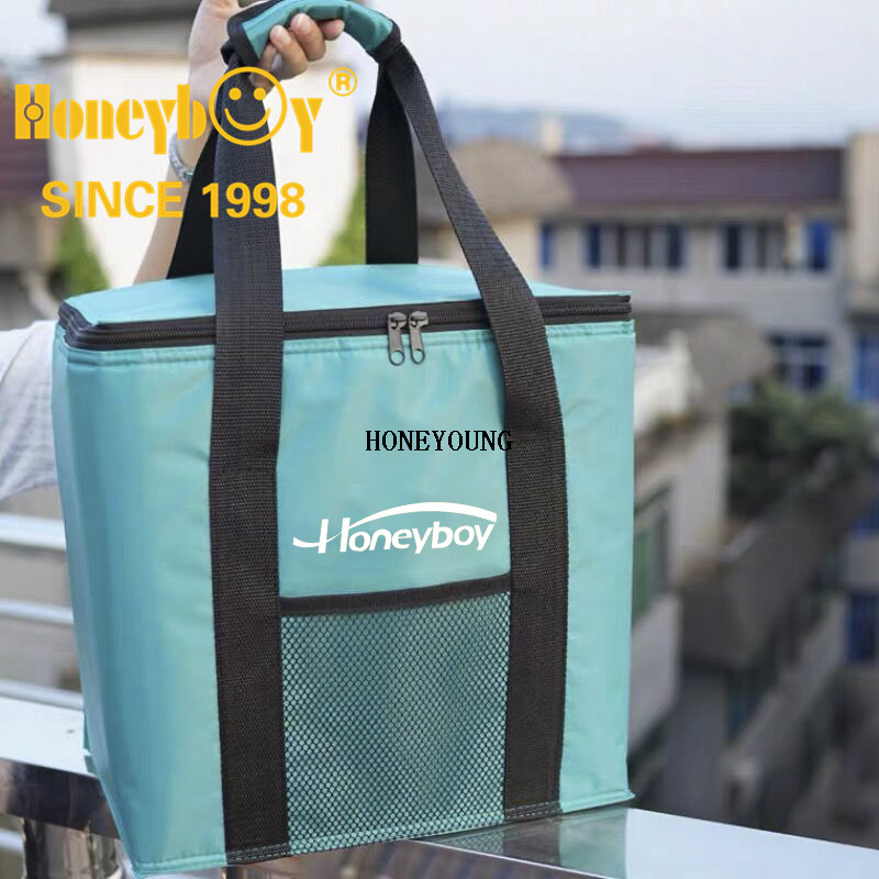 Large 20l Insulated Drink Polyester Cooler Bag HY-HC001