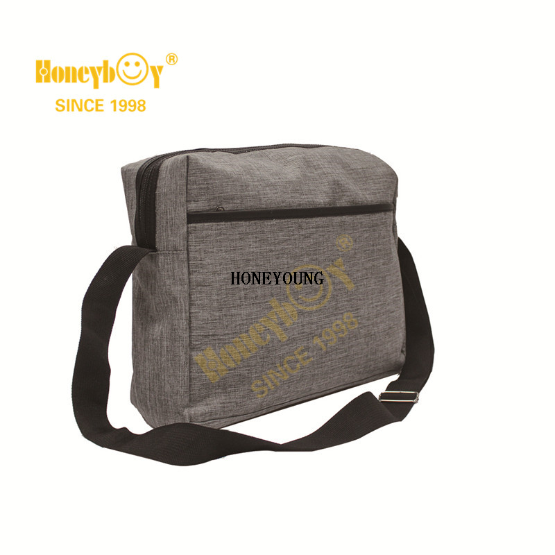 Wholesale Convenient Messager Solid Color Shoulder Bag