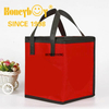 Light Simple Custom Cake Non-woven Cooler Bag HY-H007