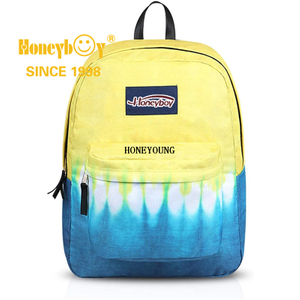 Fashion Lightweight Multifunction Cheap School Bag in Bulk