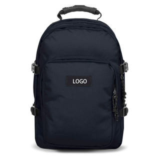 Black Laptop Backpack DIY with Sturdy Handle