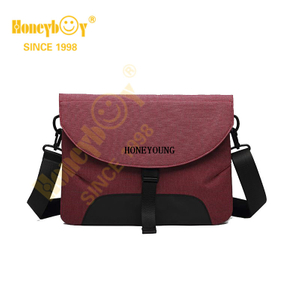 New China Polyester Computer Ipad Shoulder Bag HY-H008