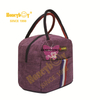 Lunch Bag Tote Bag for Women Wide Open Insulated Cooler Bag Water Proof Lunch Organizer for Men Girls Children Outdoor Picnic Work