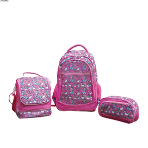 Unique Lovely Sweet Buns School Students Backpack HY-T009