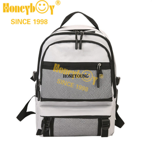 Custom Logo Softback Schoolboy School Backpack with Cheap Price