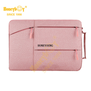 High Quality 2tone Laptop Business Computer Bag