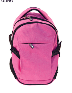 China Medium Two Tone School Computer Backpack
