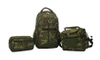 Trendy Polyester Patterned Middle School Backpack Sets HY-A122