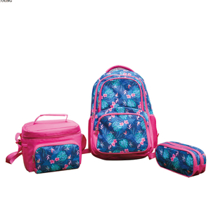 Classical Durable High Quality Outdoor Teenage School Backpack HY-T008