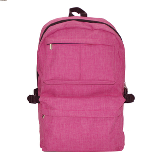 Chinese Large Multi Pocket Student School Backpack HY19S17