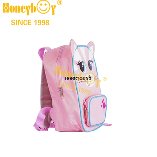 Best selling small cute cat backpack for kids girl
