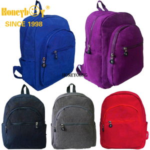 Fashionable And Super Cool Classical Basic Travel Backpack For School Water Resistant Bookbag