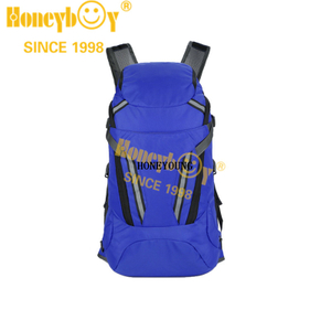 New Fashion Convenient Outdoor Hiking Foldable Backpack HY-U010