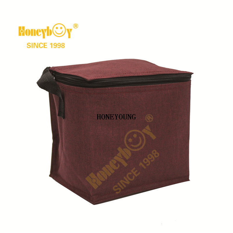 Lunch Box Insulated Aluminum Cooling Large Cooler HY-L007
