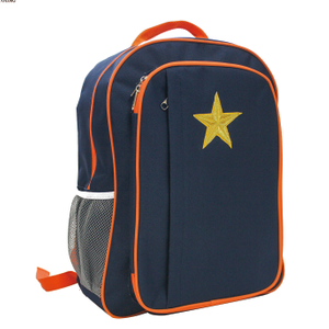 Manufacture Strong Primary School Backpack with logo HY19S13