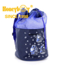 Hot Sale Round Boys And Girls Unicorn Children Bag with Drawstring