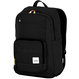 Classic Work Laptop Backpack with Padded Laptop Sleeve OEM