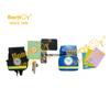 Simple Teenager Notebook Stationery School Backpack Set HY-G015