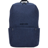 Two Tone Promotional Backpack with Side Pockets