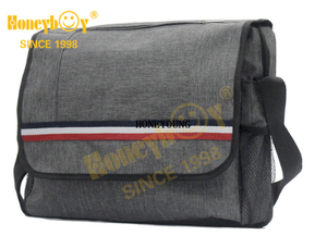 New Design 2tone Custom Teenager Shoulder Bag
