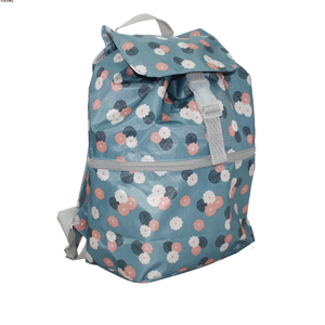 Chinese Trendy Waterproof Teenager Girl outdoor Backpack